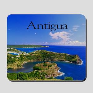 Antigua15.35x15.35 Mousepad