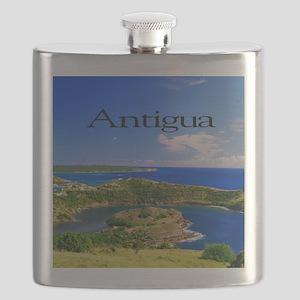Antigua11.5x9 Flask