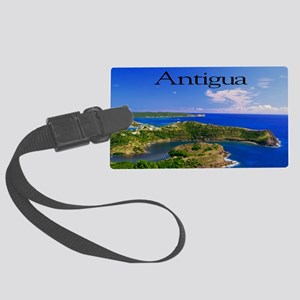 Antigua11.5x9 Large Luggage Tag