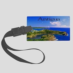 Antigua11.5x9 Large Luggage Tag