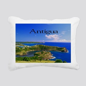 Antigua11.5x9 Rectangular Canvas Pillow