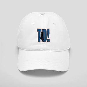 Touchdown Blue Logo Cap