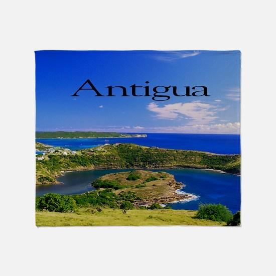 Antigua42x28 Throw Blanket