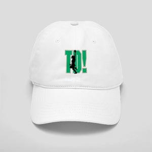 Touchdown Green Logo Cap