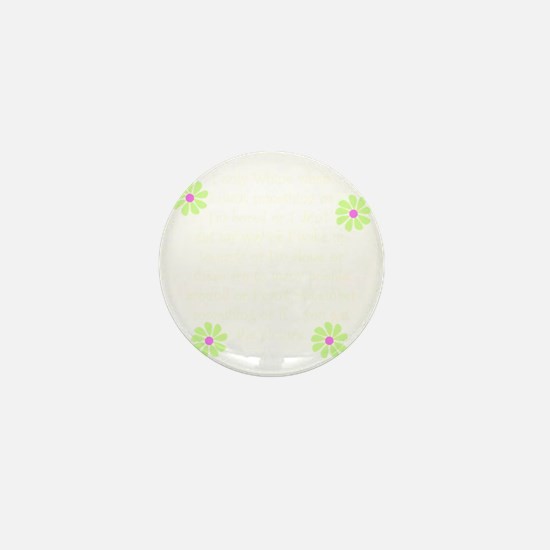WHINE Girly lt Mini Button