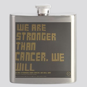 We are stronger Flask