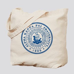 Alpha Kappa Psi Logo Tote Bag