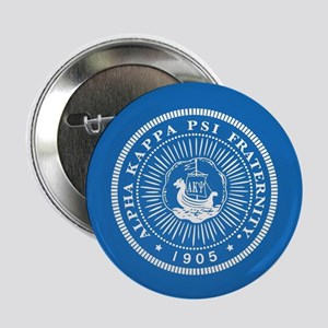 "Alpha Kappa Psi Logo 2.25"" Button"