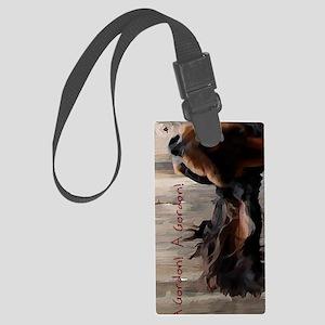 iPhone3CaseGordon Large Luggage Tag