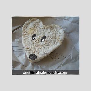 mousepad+-1 Throw Blanket