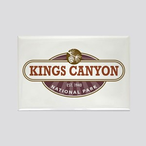 Kings Canyon National Park Magnets