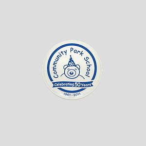CP 50th Final Logo -  Mini Button