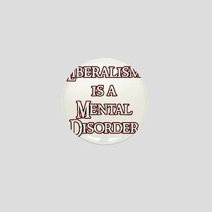 liberalism_red Mini Button
