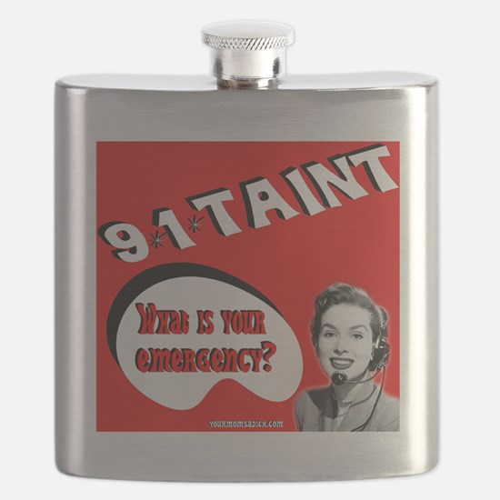 91taint Flask