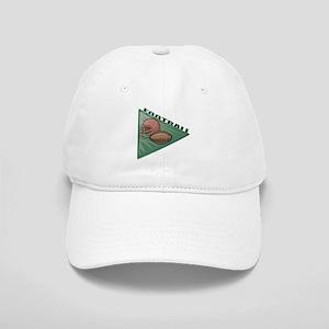 Football Green Pennant Cap