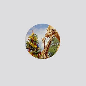 giraffe4cropsmall Mini Button
