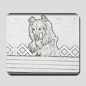 ROH pencil 60. Mousepad