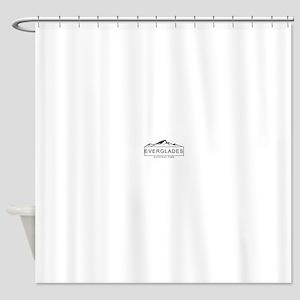 Everglades - Florida Shower Curtain