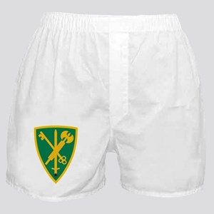42nd Military Police Brigade Boxer Shorts