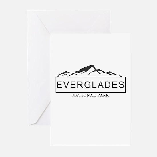 Everglades - Florida Greeting Cards