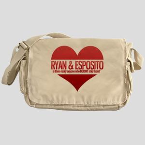 ryanespoheart Messenger Bag
