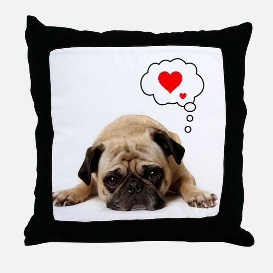 Valentine 5x7 Throw Pillow