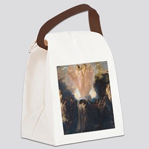 Resurrection of the Dead by Victo Canvas Lunch Bag