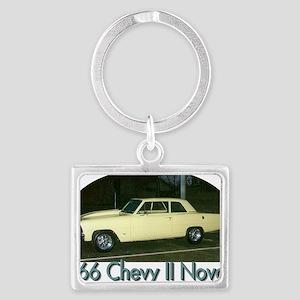 66 Chevy Landscape Keychain