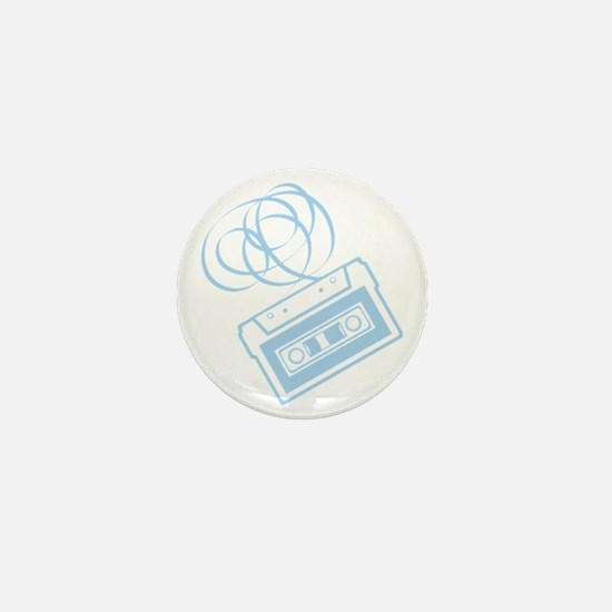 X392A_Tape_LtBlue Mini Button