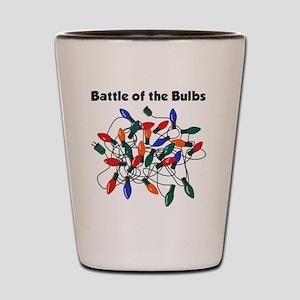 BattleofBulbs Shot Glass
