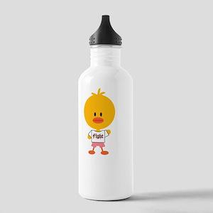 MMAChickDkT Stainless Water Bottle 1.0L