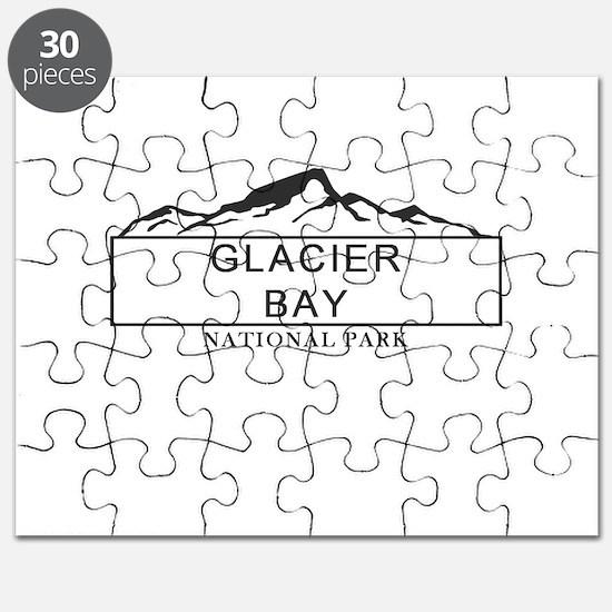 Glacier Bay - Alaska Puzzle