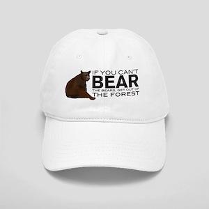 Bears_shirt-2_forest copy Cap