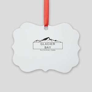 Glacier Bay - Alaska Picture Ornament