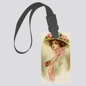 greeting card Large Luggage Tag