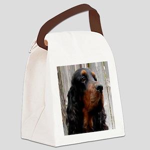 SpencerStonewashedCap Canvas Lunch Bag
