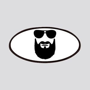 Full beard sunglasses Patches