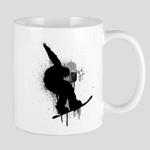 Snowboarder Mug
