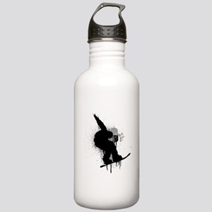 Snowboarder Stainless Water Bottle 1.0L