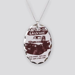 sanford and son Necklace Oval Charm