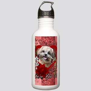 Valentine_Red_Rose_Shi Stainless Water Bottle 1.0L