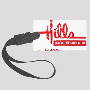 Hills - Anti Inflation Large Luggage Tag
