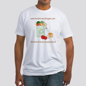 tote-bag-print-2-0 Fitted T-Shirt