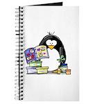 Scrapbook Penguin Journal