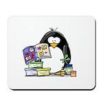 Scrapbook Penguin Mousepad