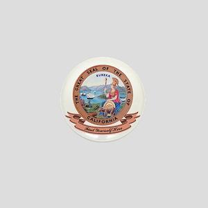 California Seal Mini Button