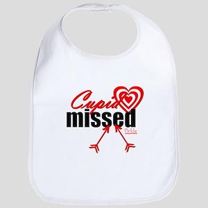 CUPID MISSED Bib