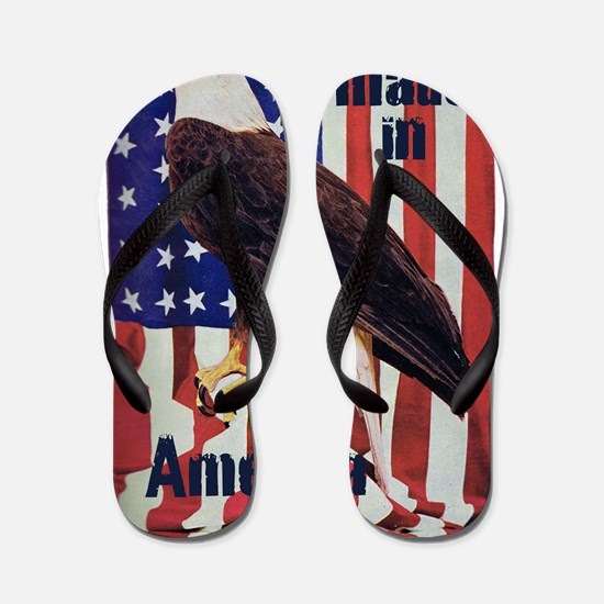 eaglemadeinamerica Flip Flops