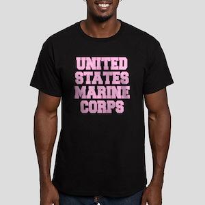 UNITED Men's Fitted T-Shirt (dark)