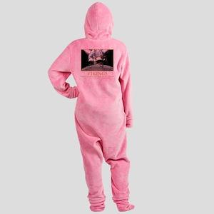 viking Footed Pajamas
